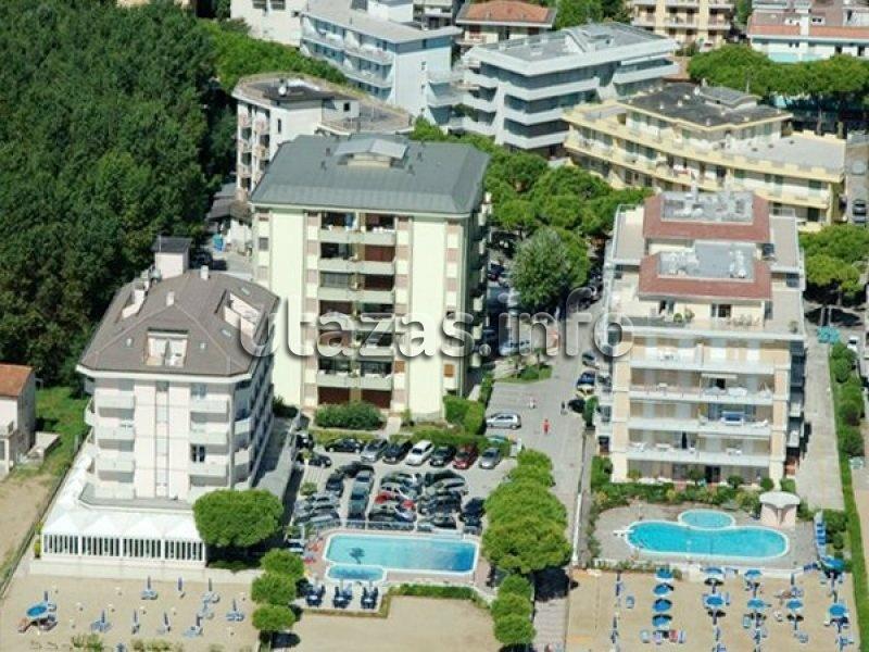 giardino apartmanh z jesolo olaszorsz g nyaral s