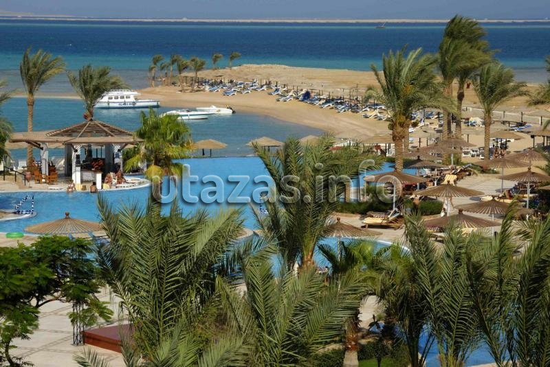 Grand Plaza Hotel Egyiptom