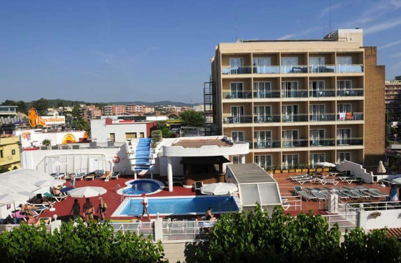 hotel maria del mar lloret de mar spanyolorsz g nyaral s. Black Bedroom Furniture Sets. Home Design Ideas