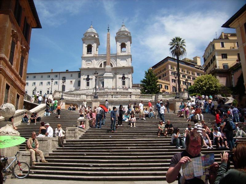 Római barangolások - Róma - Olaszország - Körutak