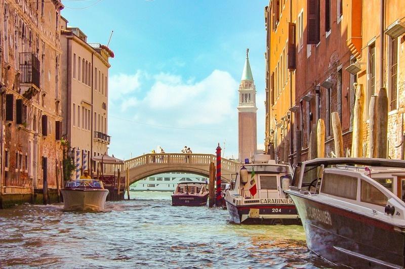 Velence ünnepei - Velence - Olaszország - Körutak